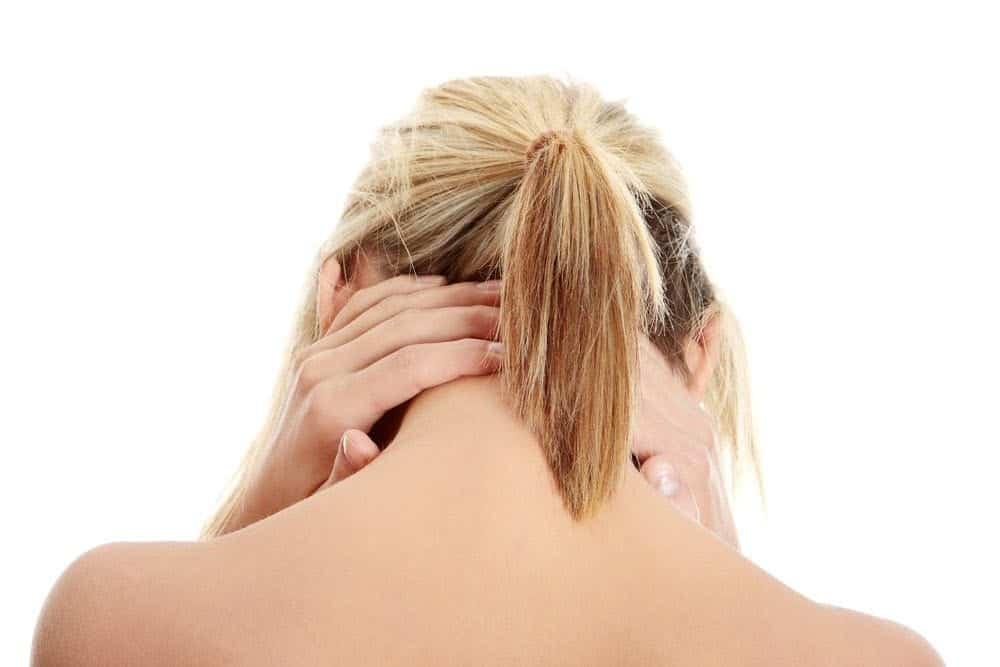 Image douleur au cou