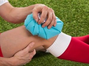 Pourquoi serait-il préférable de ne pas utiliser la cryothérapie (glace) pour soigner vos blessures