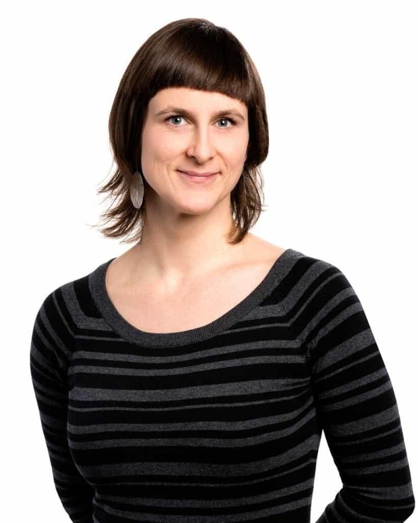 Photo de Véronique Trottier Acupuncteure