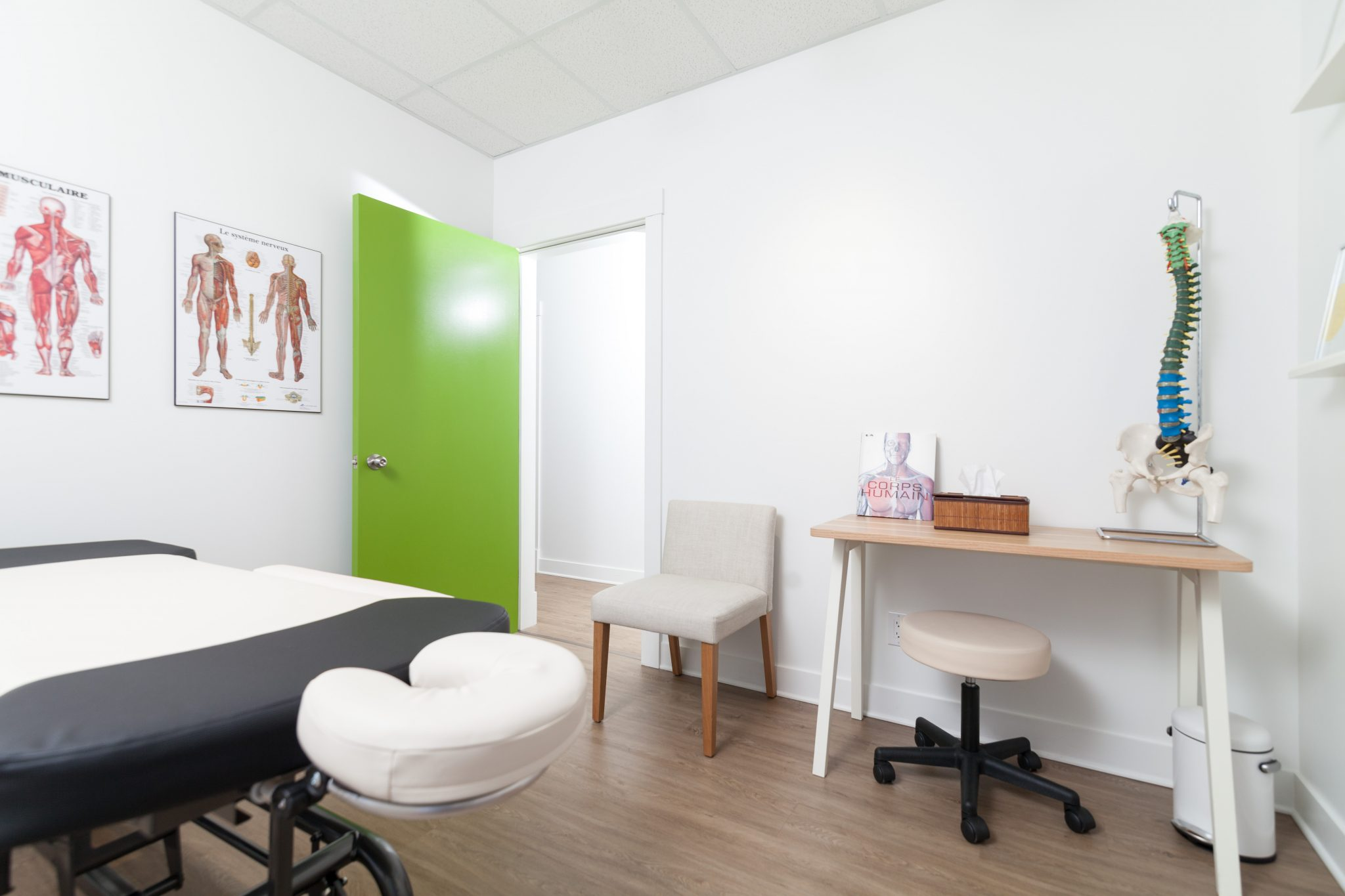 salle de traitement 4 -1 clinique kiné santé