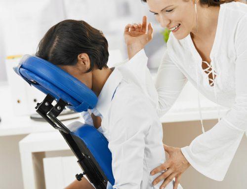 Les impacts du massage sur chaise sur l'anxiété