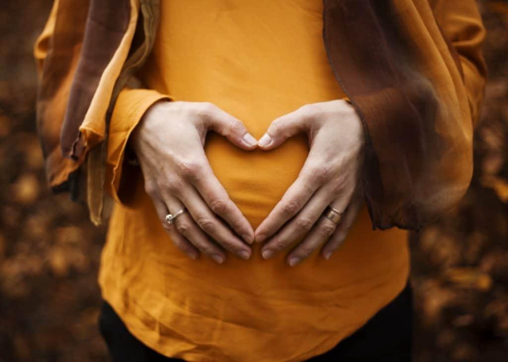 Femme enceinte - Clinique Kiné Santé