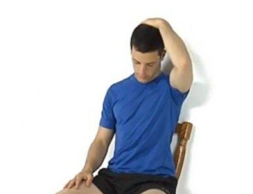 Exercices de prévention des douleurs au cou