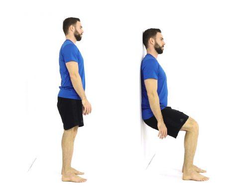 Exercices de prévention des douleurs aux genoux